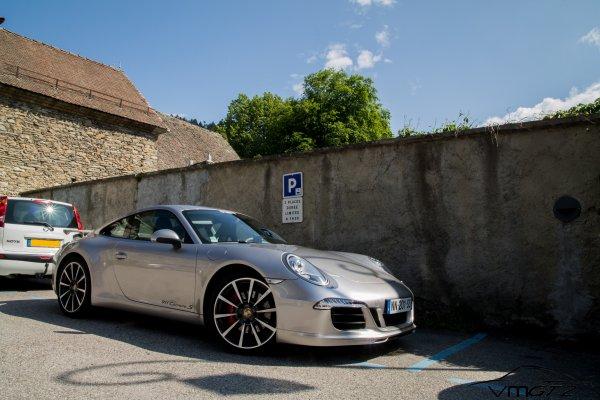 Porsche 911 (Typ 991) Carrera S Coupé