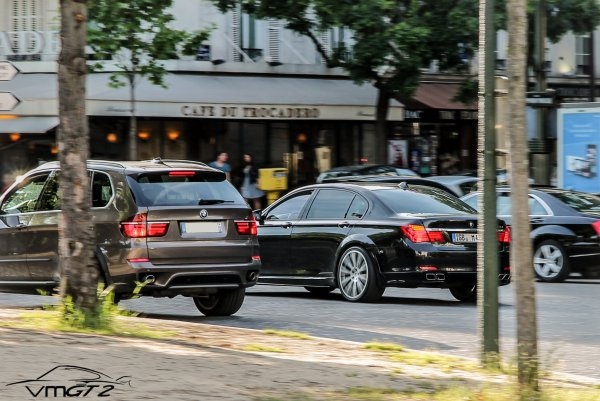 BMW Série 760 Li Lumma Design