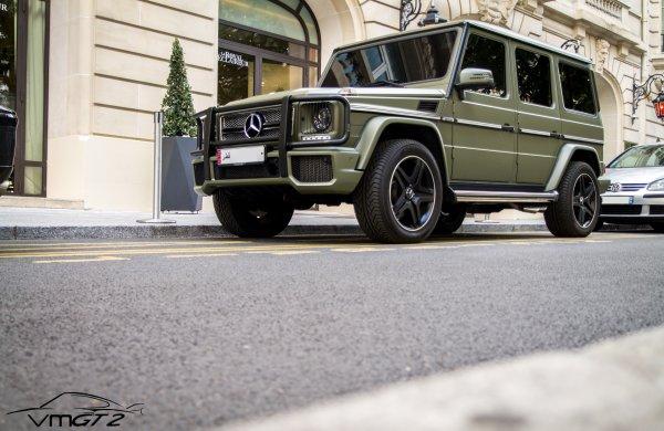 Mercedes-Benz Classe G65 AMG W463