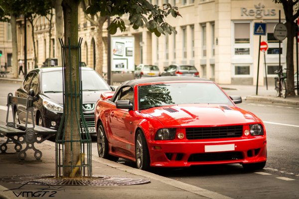 Saleen S281 Supercharged Convertible