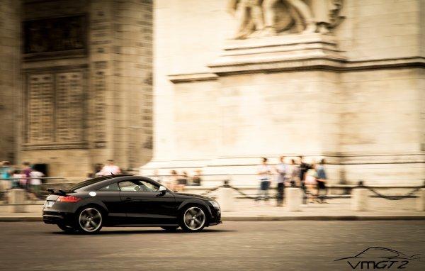 Audi TT-RS Coupé