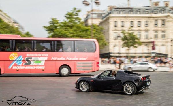 Lotus Elise S3 Touring Edition