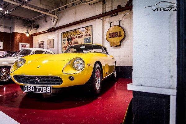 Ferrari 275 GTB/2 Short Nose #6703