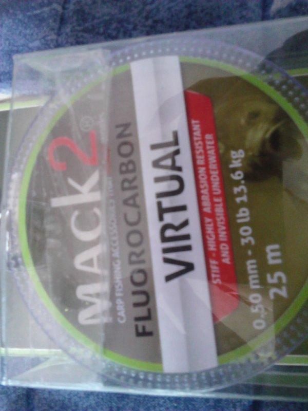 fluorocabon mack 2