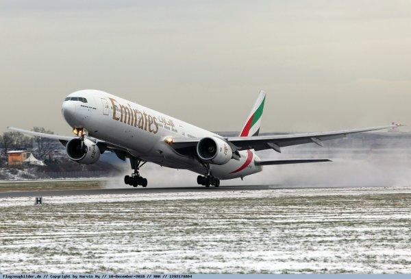 Boeing 777 ******************Emirate