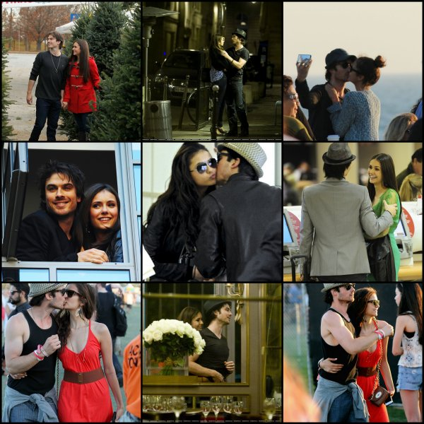 Spécial Saint Valentin : Ian & Nina - Just Stay With Me  {PCAs 2014}