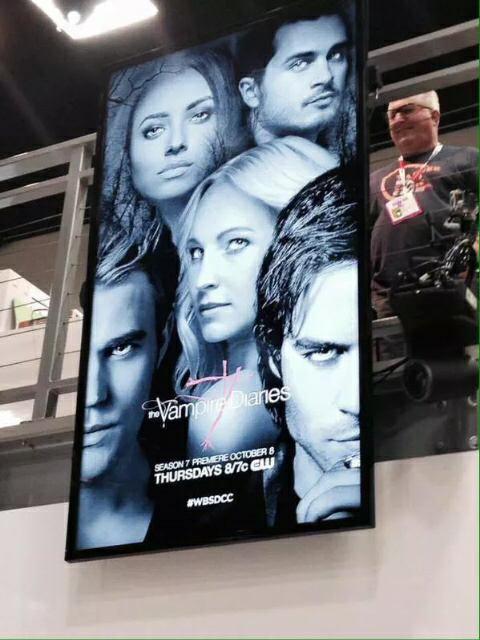 Premier poster de la saison 7