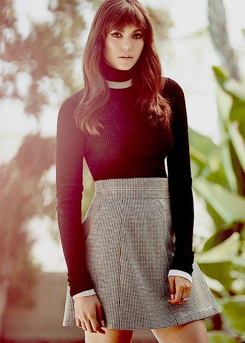 Le nouveau shoot de Nina pour whowhatwear ! Superbe :)
