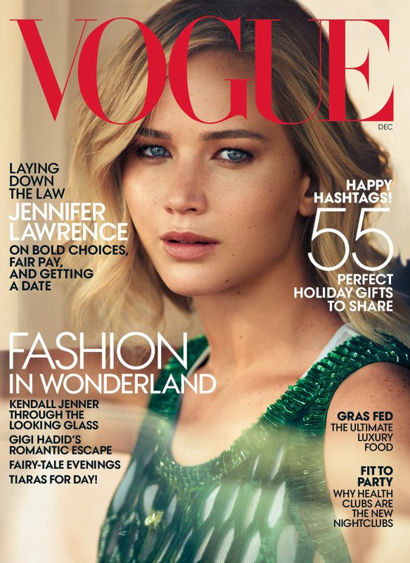 Jennifer pour le magazine vogue ! Wow quoi, super photos + Dakota pour Hollywood reporter, très jolie ;)