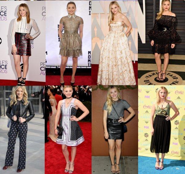 Rétrospective de l'année 2015 !! Kristen & Chloé pour commencer ! 4 votes sont possibles