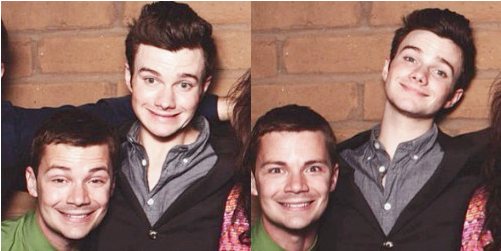 Chris Colfer & Will Sherrod (4) ♥