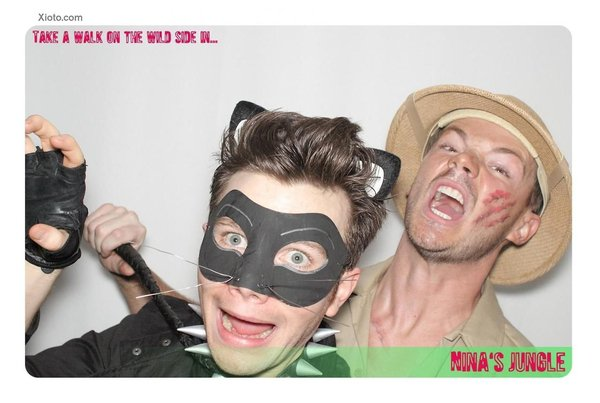 Chris Colfer & Will Sherrod (5) ♥