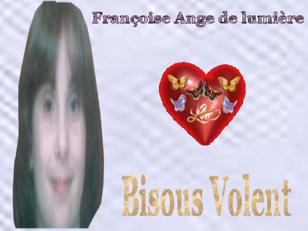 Françoise Ange de lumière