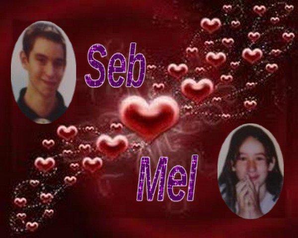 Seb et Mel pour toujours