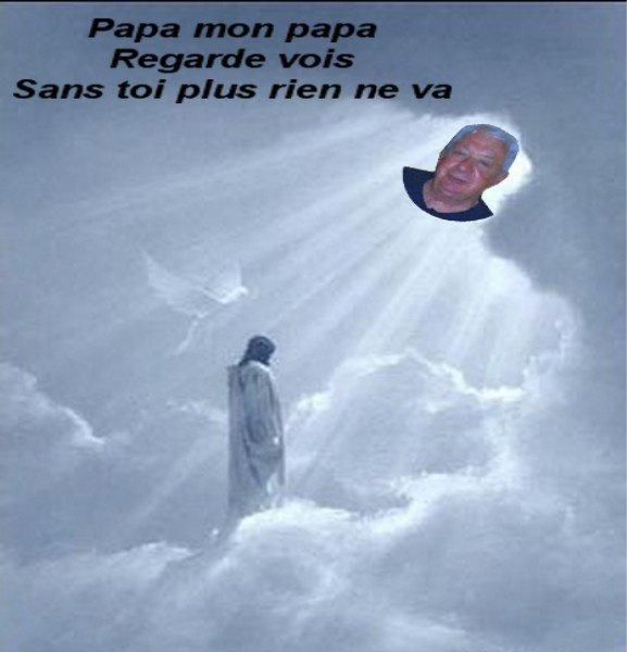 papa mon papa...