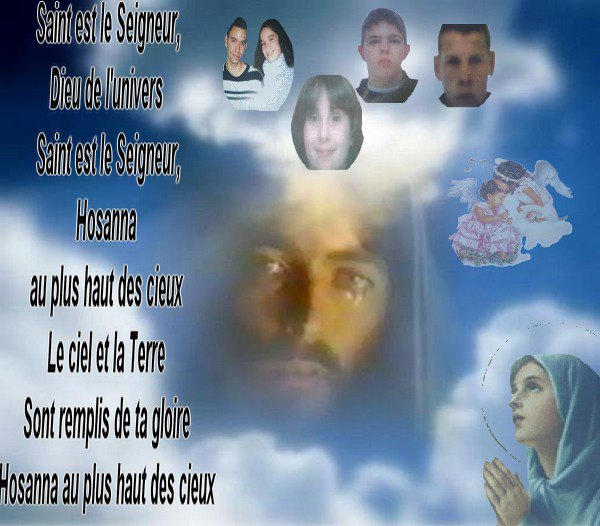 Hosanna au plus haut des Cieux