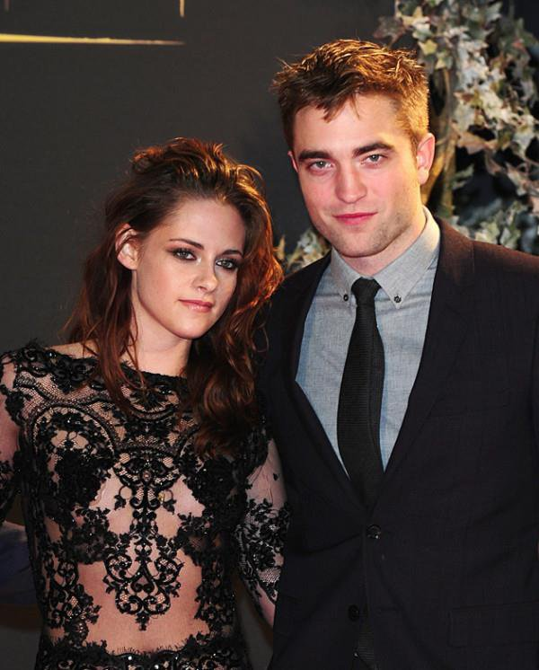 Robert Pattinson et Kristen Stewart Alias ROBSTEN