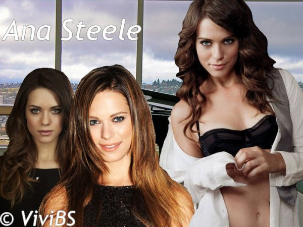 Ana steele 50 nuance de Grey