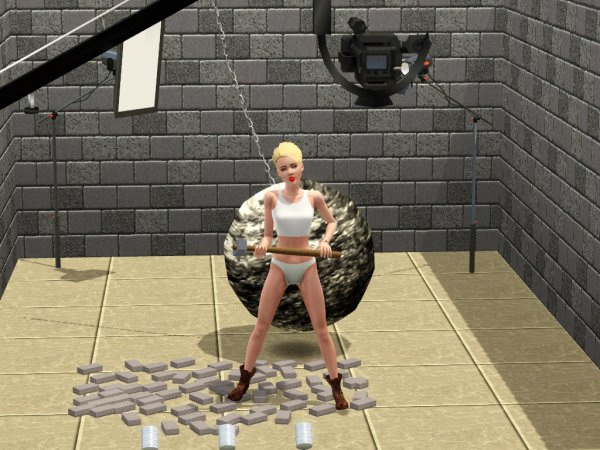 Miley Cyrus - Wrecking Ball