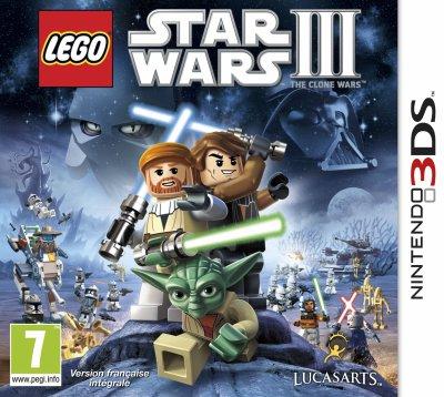 3252°/ Nintendo Event : Lego Star Wars 3