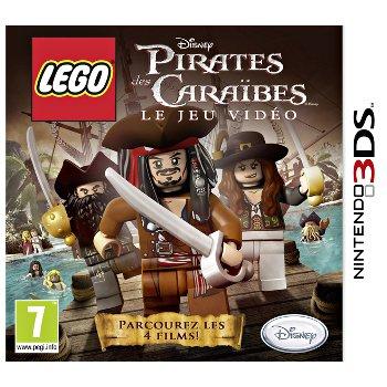 3321°/ Jeux 3DS : Lego Pirates des Caraibes