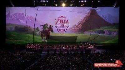 3379°/ E3 2011 : Les 25 ans de Zelda