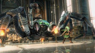 3380°/ E3 2011 : Un Zelda HD prévu sur Wii U ?