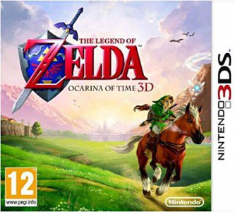 3389°/ Jeux 3DS : Zelda Ocarina Of Time 3D