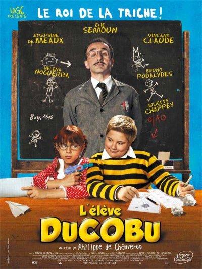 3401°/ Film : L'élève Ducobu (25 juin 2011)