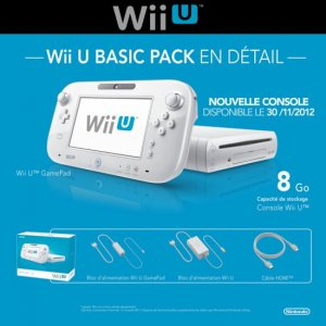 3441°/ WiiU : Les packs