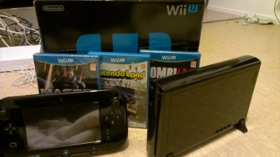 3442°/ La WiiU disponible en Europe