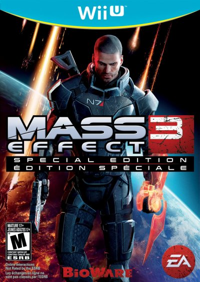 3448°/ Test jeux WiiU : Mass Effect 3 Special Edition