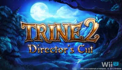 3453°/ Test Jeux WiiU : Trine 2 Director's Cut