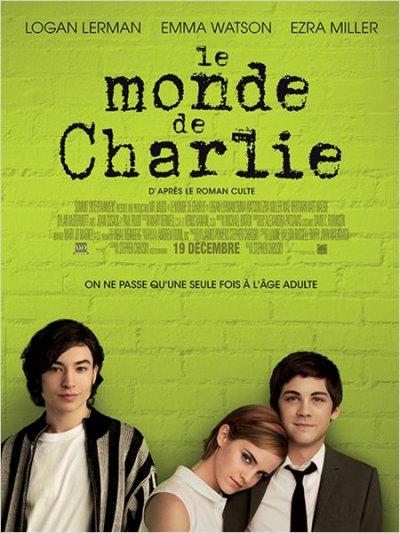 3481°/ Film : Le monde de Charlie (12 janvier 2013)