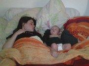Mes deux chéries ( ma fille et ma soeur ) elles sont mimi !!!