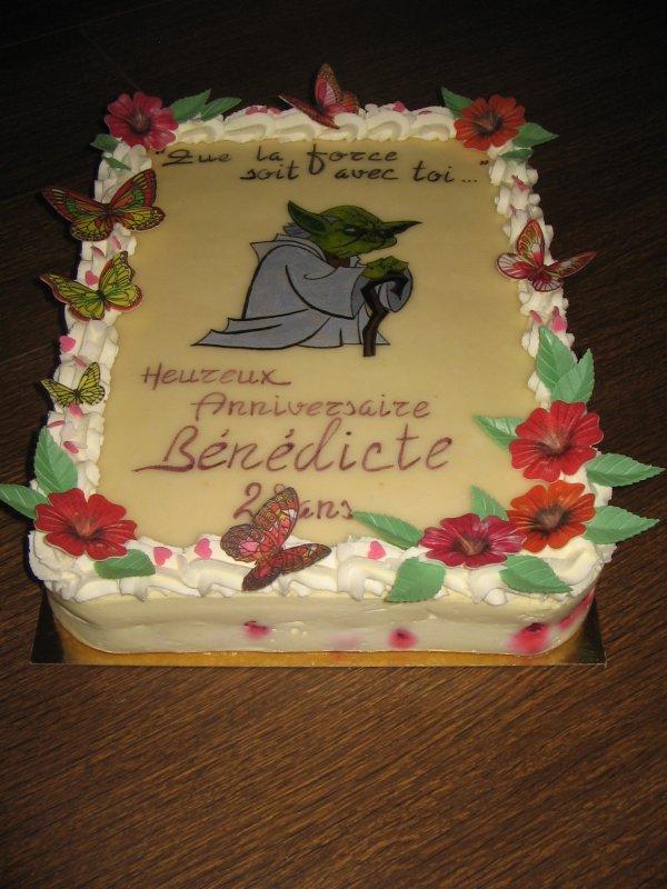 Gâteaux personnalisés...