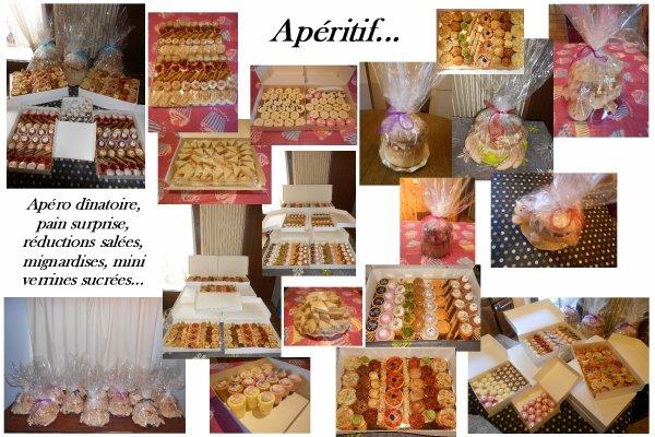 Pâtisseries et produits traiteur...