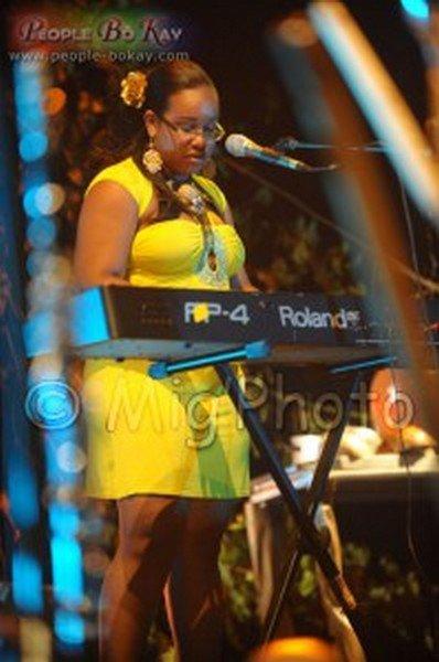 D'écouvre Kinzy au conser de Kolo Barst