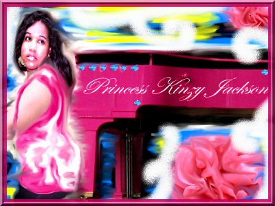 LA PRINCESS KINZY JACKSON (Angel)