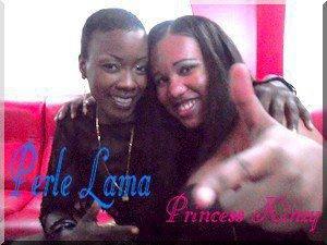 Perle Lama & Princess Kinzy Boîte de nuit le Reper