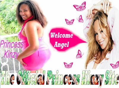 Mariah Carey présente ANGEL is Princess Kinzy Jackson