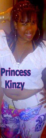 La Fée Princess Kinzy