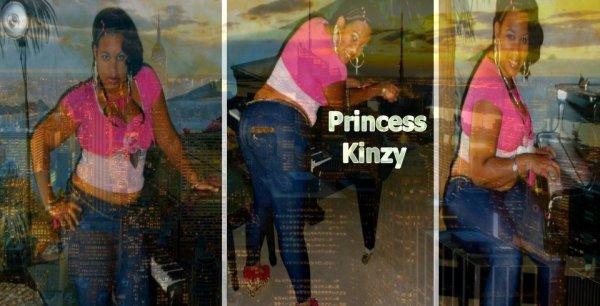 L'étoilede depuis 2008 - Princess Kinzy