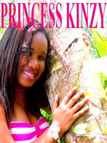 Ma Princess Kinzy a moi !