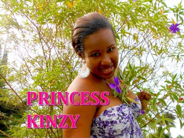 La Princess du jardin de rêve - Princess Kinzy