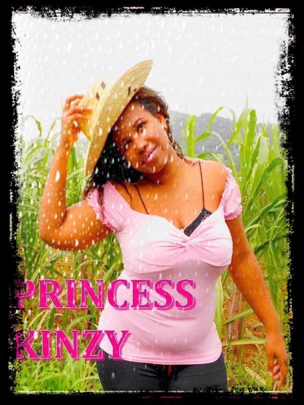 La Princess Kinzy des îles