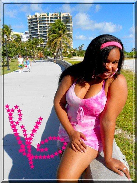 Le Retour de la Princess Kinzy a Miami