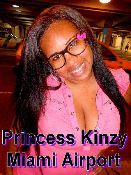 PRINCESS KINZY A MIAMI