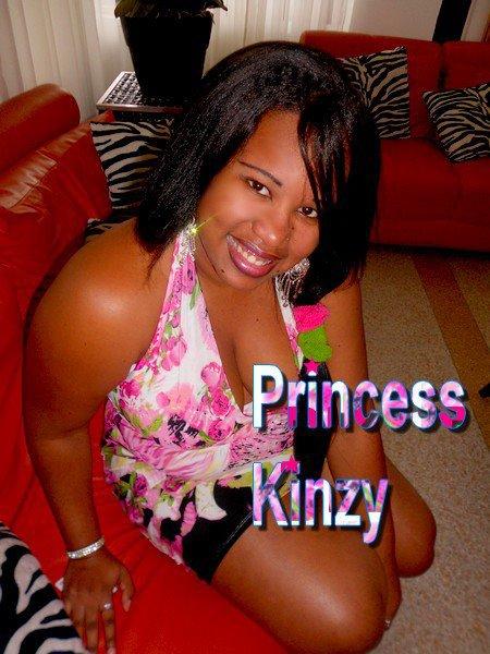 La Princess Kinzy aime Miami