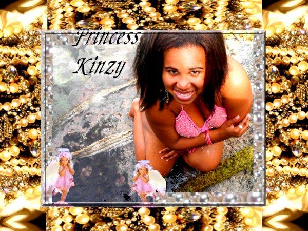 La Siriène dans l'eau douce - Princess Kinzy